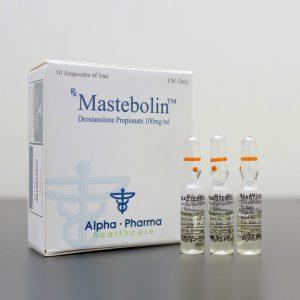 Buy Mastebolin (ampoules) online